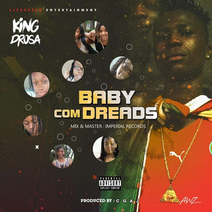 Download Free Mp3: King Drosa _--_ Baby Com Dread