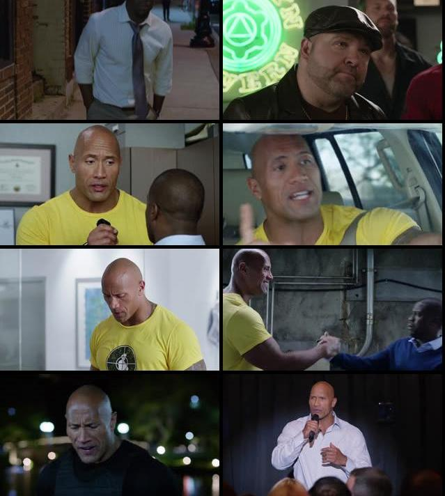 Central Intelligence 2016 UNRATED Dual Audio Hindi 720p BluRay 900mb