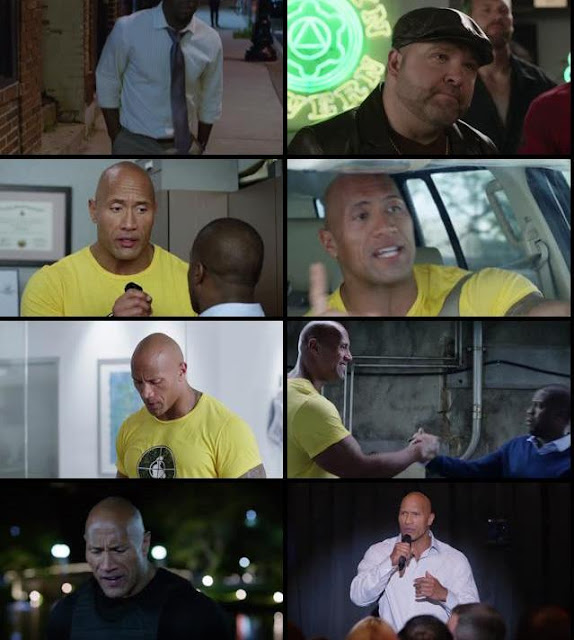Central Intelligence 2016 UNRATED Dual Audio Hindi 480p BluRay