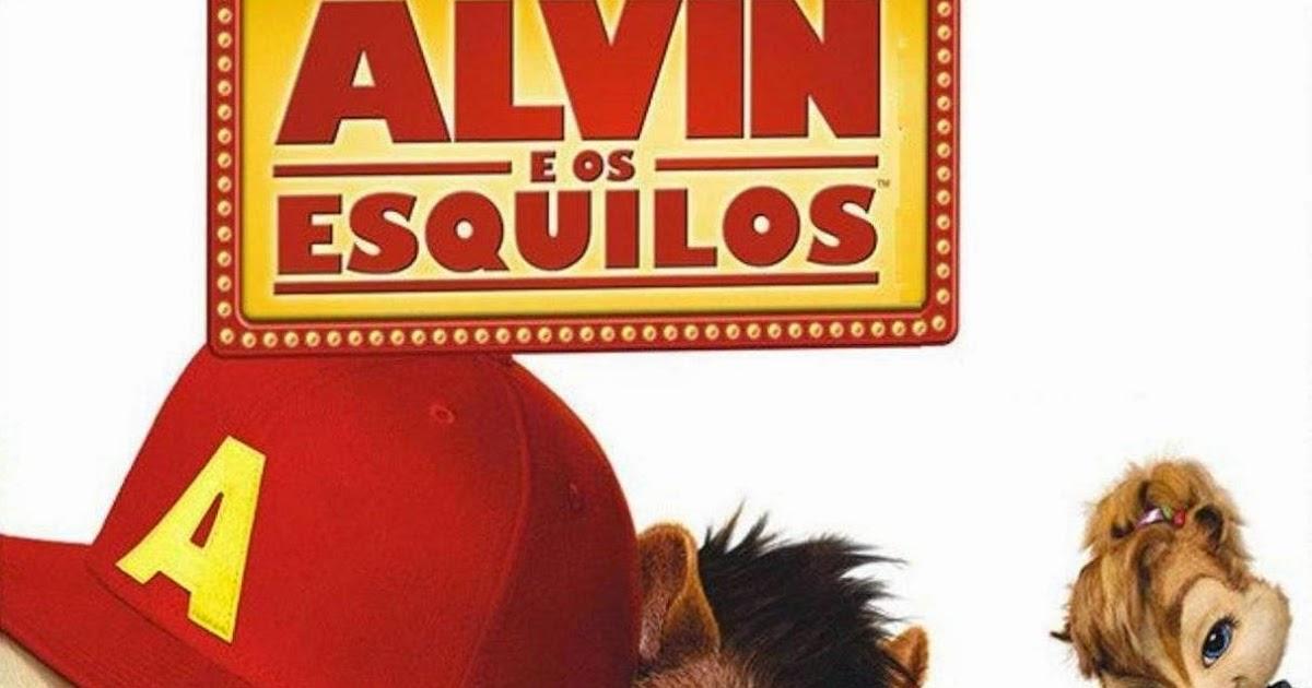 Desenhos Para Colorir E Imprimir: Desenhos Do Alvin E Os
