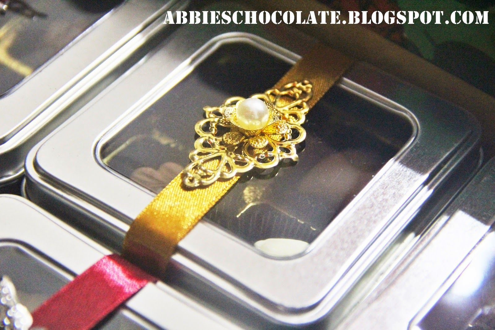 Door Gift For Wedding: Abbies Chocolate: CHOCOLATE FOR WEDDING DOOR GIFT (Lovely