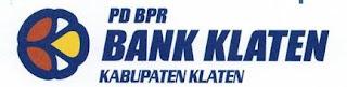 Penerimaan Pegawai Perausahaan Daerah BPR Bank Klaten Kabupaten Klaten Tahun 2018