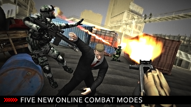 Call Of Battlefield:Online FPS v2.0 Apk Mod [Dinero]