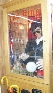 Elvis fortune teller