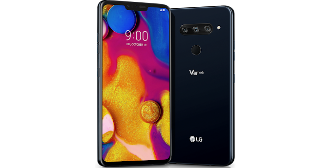 LG V40 ThinQ on Verizon receives software update with camera improvements and more