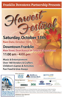 Attention Businesses: Register for Harvest Festival Today! - Sep 20