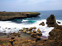 Pantai Watu Lepek malang, Info (Lokasi dan Rute Jalan)