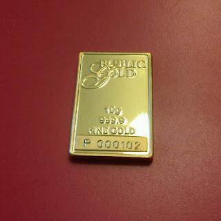 Keuntungan ala dividen ASB dengan manipulasi emas