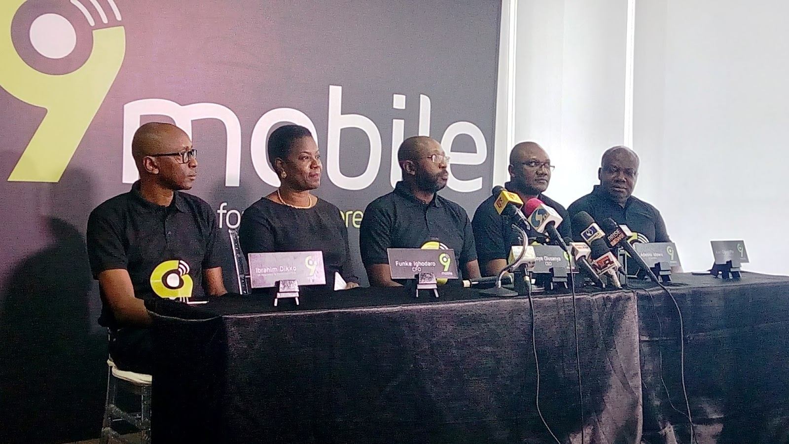ITREALMS: 9mobile debuts with new brand identity