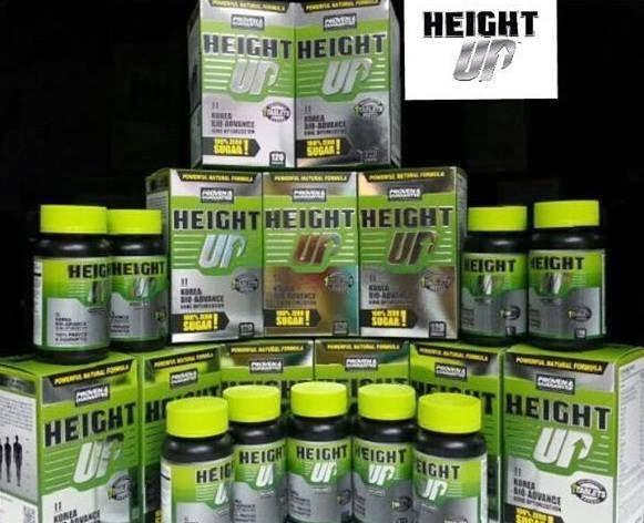 Height Up Supplement Peninggi Badan