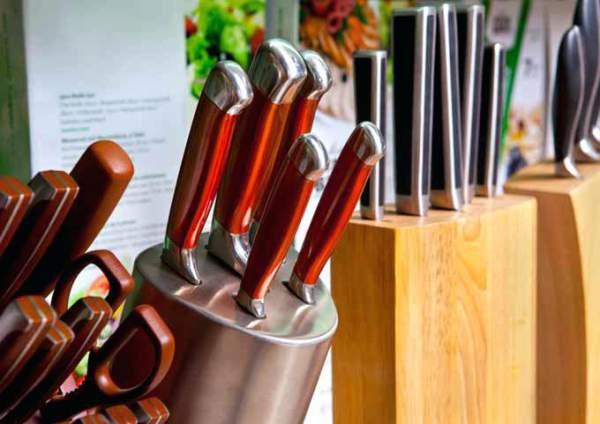 Cara mengetahui pisau dapur yang bagus