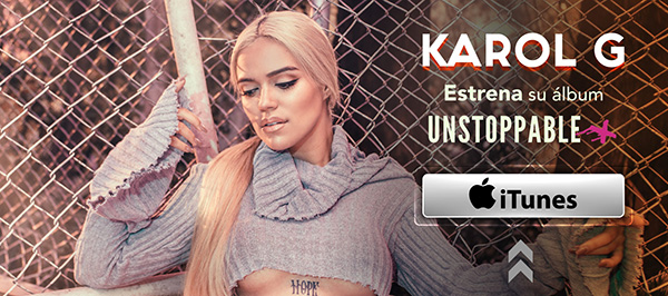 Karol-G-lanza-nuevo-álbum-Unstoppable