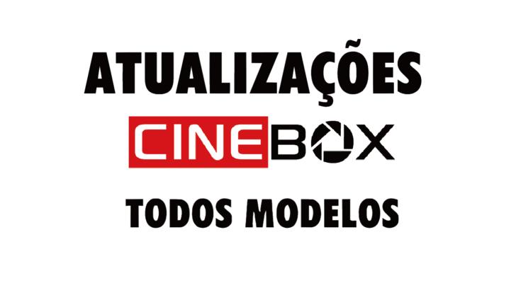 Últimas Atualizações Cinebox
