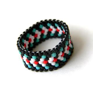 купить кольца молодежные женские бисерные изделия интернет магазин