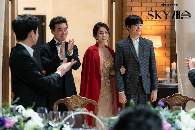 Sinopsis Sky Castle Episode 20