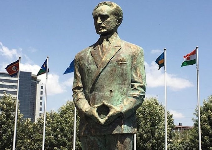 AU unveils Haile Selassie's majestic statue in Addis Ababa