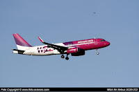 Airbus A320 / HA-LWT