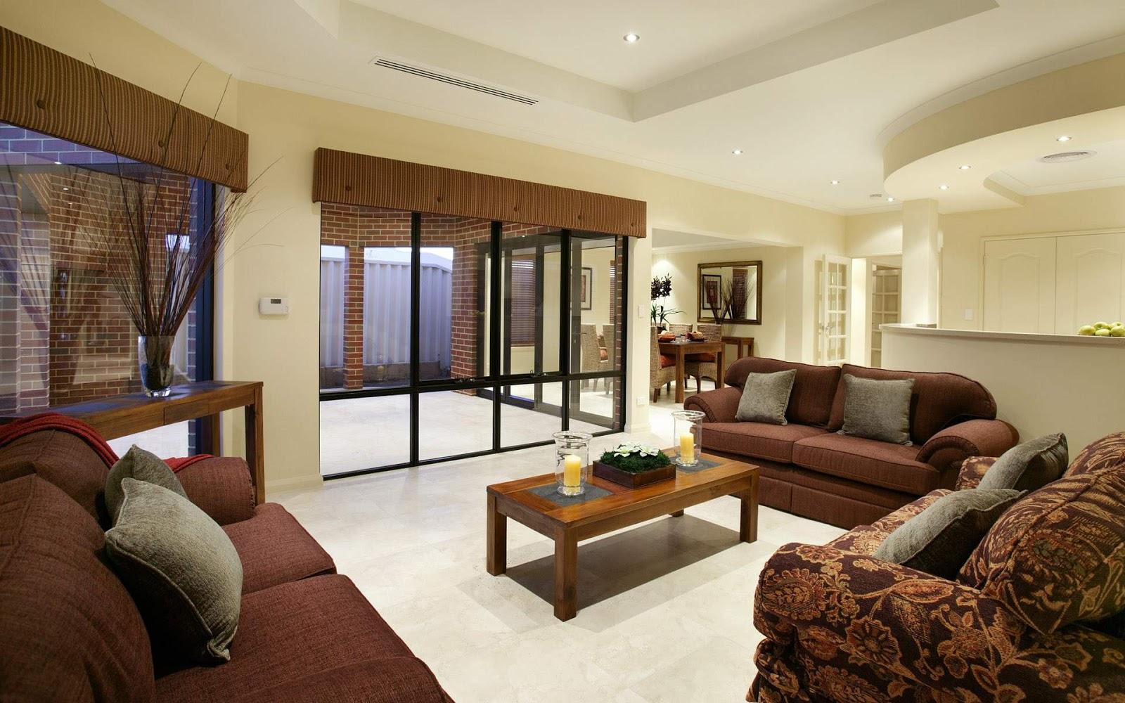 wohnzimmer design modern - home creation, Wohnzimmer dekoo