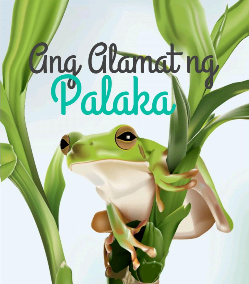 Ang Alamat ng Palaka - Buklat: Kuwentong Pilipino