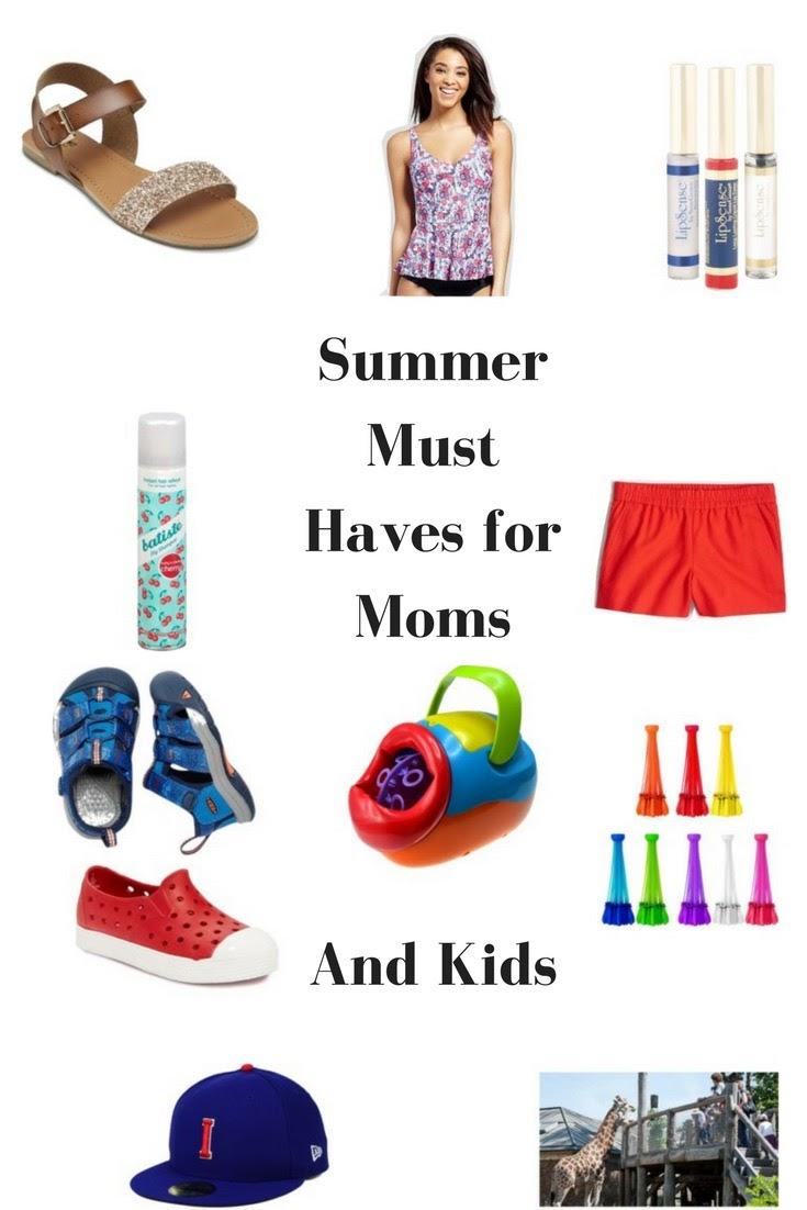 bybmg summer must haves for moms kids. Black Bedroom Furniture Sets. Home Design Ideas