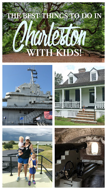 The Best Things to Do in Charleston SC with Kids | CosmosMariners.com