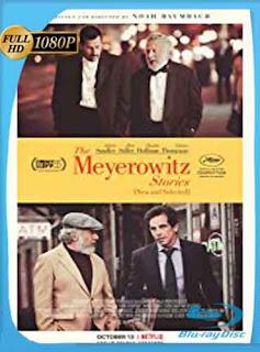 Los Meyerowitz: La Familia No Se Elige (2017)HD [1080p] Latino [Mega] SXGO