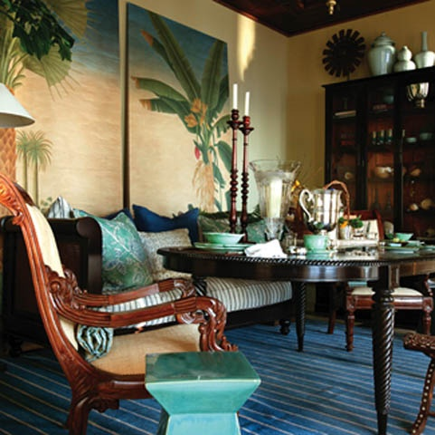 how to decorate with tropical colors home decor ideas.htm eye for design tropical british colonial interiors  tropical british colonial interiors