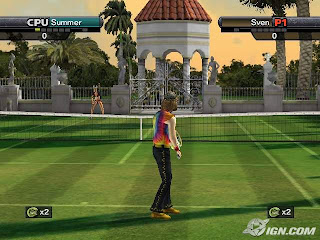 Outlaw Tennis (PS2) 2005