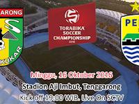 TSC 2016: Mitra Kukar vs Persib