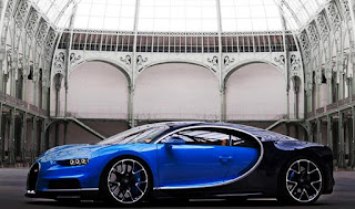 2016 Bugatti Chiron Super Car
