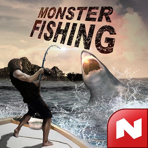 تحميل لعبه Monster Fishing 2019 مهكره وجاهزه