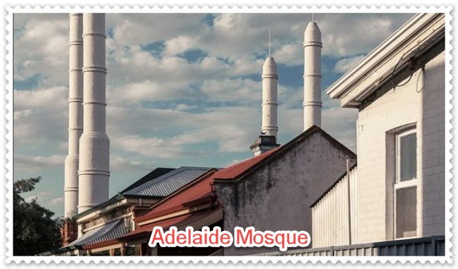 Adelaide mosque