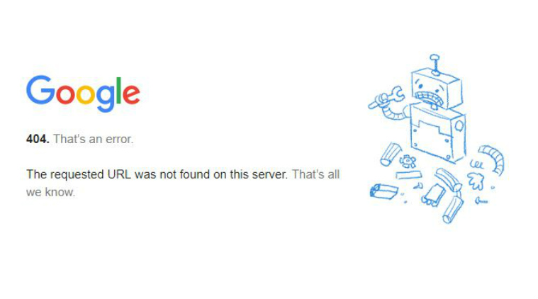 Gmail appears to be down in India, parts of Europe; users get 404 error