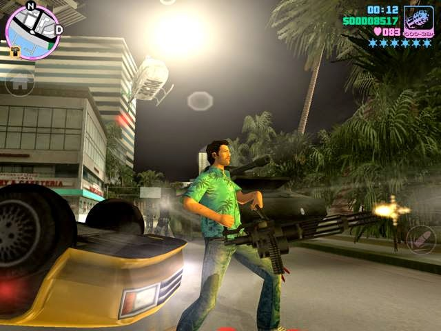 Grand Theft Auto Vice City Free Download Full Version