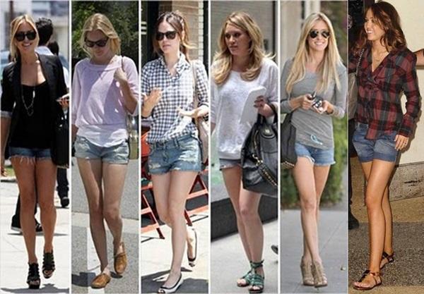 Shorts jeans - Conforto no Dia a Dia