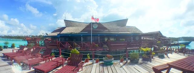 Pesona Pulau Terluar Indonesia di Kepulauan Derawan
