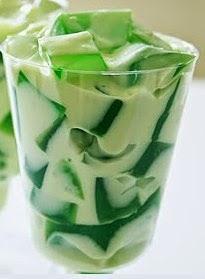 Foto Puding Cocopandan Jelly Drink