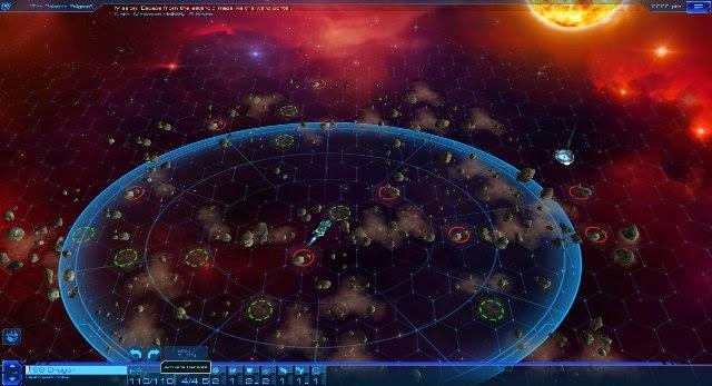 Sid Meier's Starships PC Games Gameplay