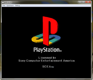Cara Save dan Load Game Emulator PSX