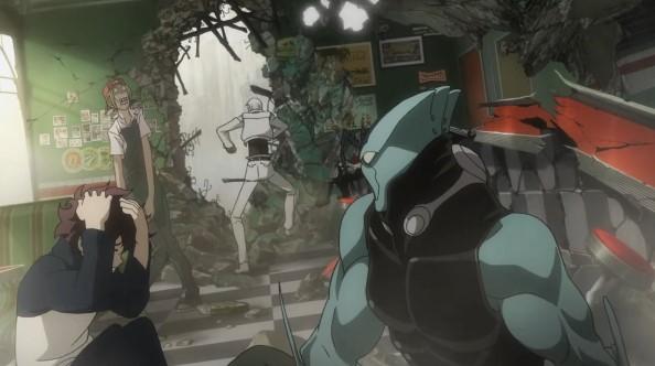 Kekkai Sensen Episódio 10 Online, Assistir Kekkai Sensen Episódio 10 Legendado,Kekkai Sensen Episódio 10 Online Legendado HD,