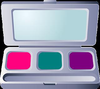 Review Eyeshadow Wardah (gambar ini hanya ilustrasi untuk eyeshadow)