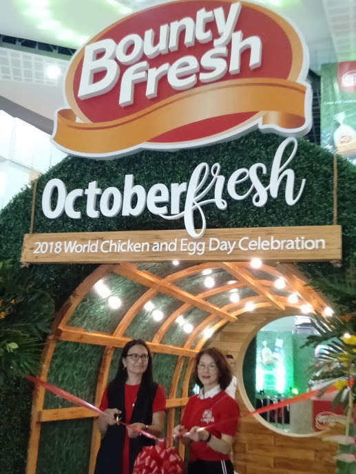 Adventures of a Diva Princess: 7 Things You Missed at Bounty Fresh #OctoberFresh celebration of World Chicken and Egg Day