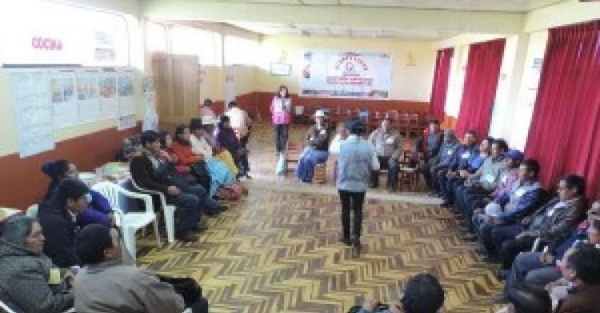 QALI WARMA: Programa social capacita a Comités de Alimentación Escolar de Puno en quechua y aymara - www.qaliwarma.gob.pe