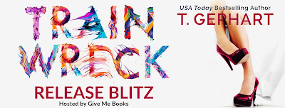 Train Wreck by T. Gerhart Release Reviews