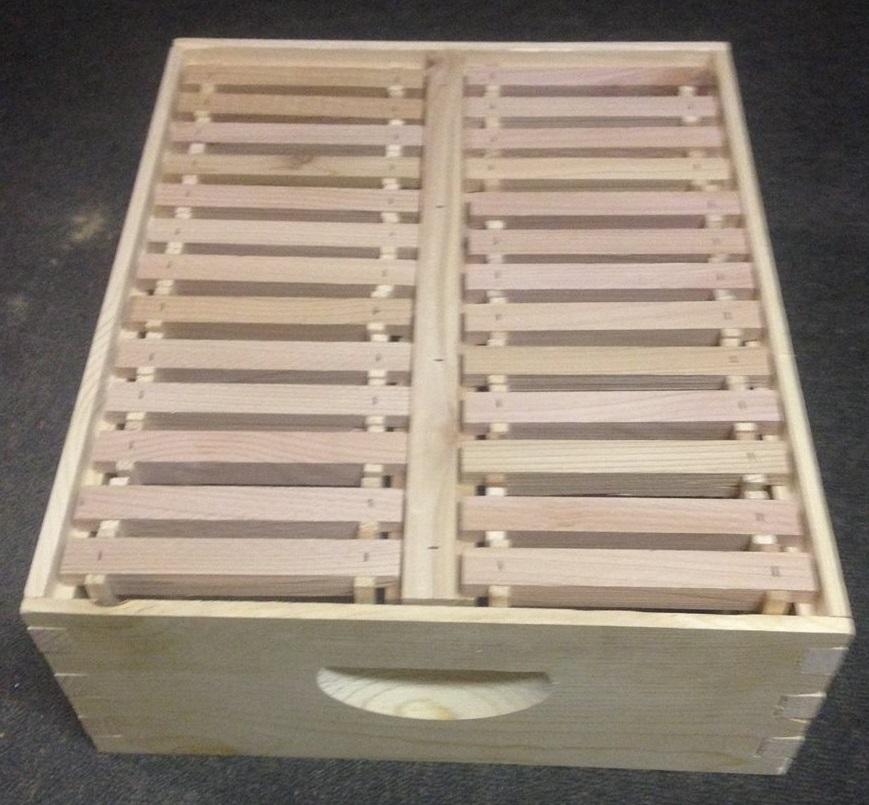 New Modern BEEHIVE made in America - The Eco Bee Box | ECO BEE BOX ...