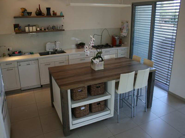 Make your Kitchen Spacious with Small Kitchen Tables Make your Kitchen Spacious with Small Kitchen Tables Kitchen Bar Tables Design