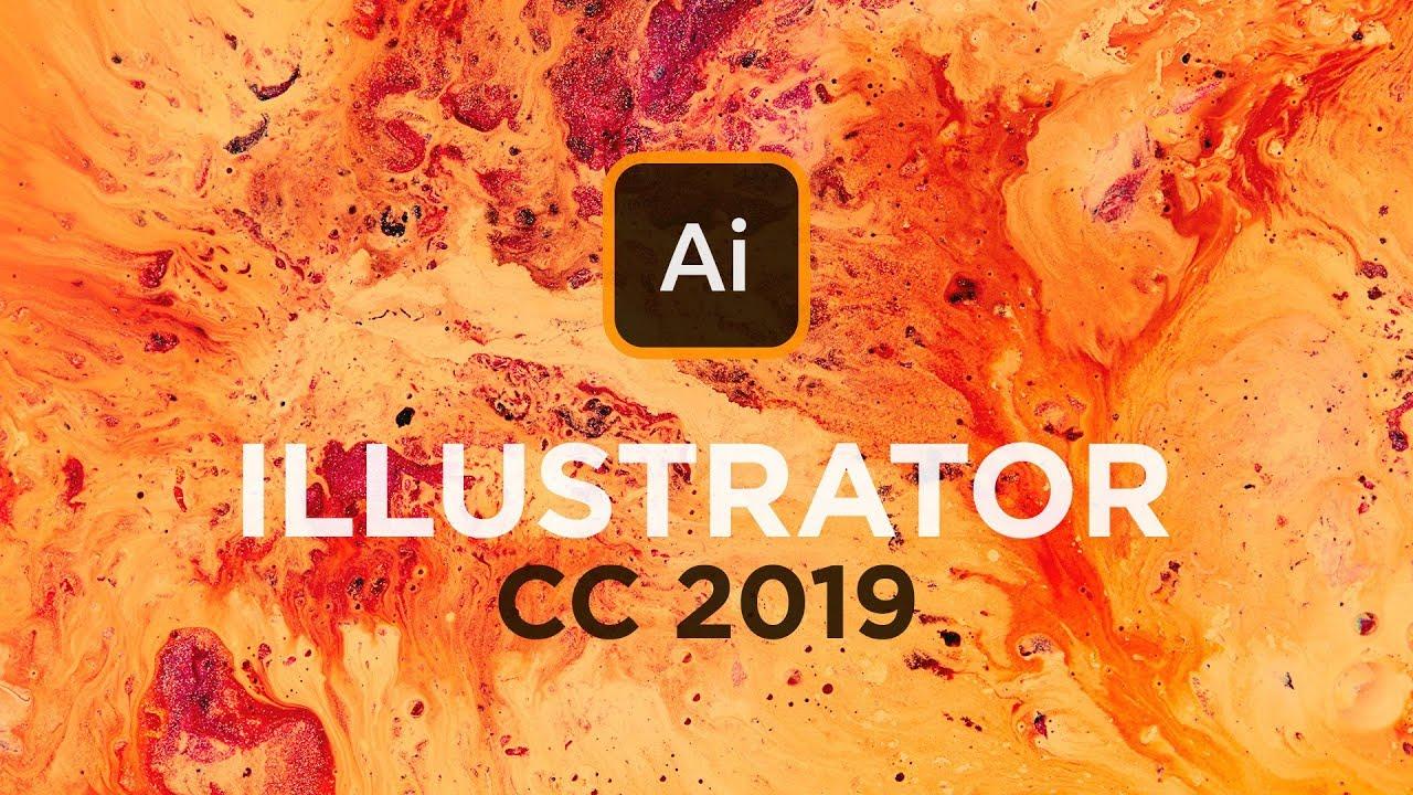 Hướng dẫn cài đặt Illustrator CC 2019 Full Active mới nhất 2019