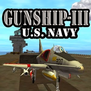 Gunship III – U.S. NAVY Apk v3.5.3 Paid Working