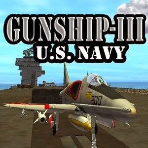 Gunship III – U.S. NAVY Apk v3.5.3 Paid Working