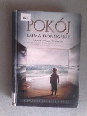 Pokój - Emma Donoghue - opinie recenzje